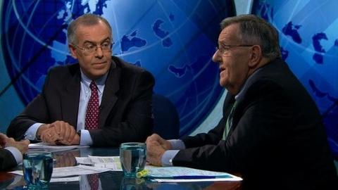 PBS NewsHour -- Shields, Brooks on Cain's Poll Surge, 'Hunger for...