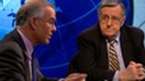 PBS NewsHour -- Shields and Brooks on New Year's, Budget Fights, Chuck Hagel