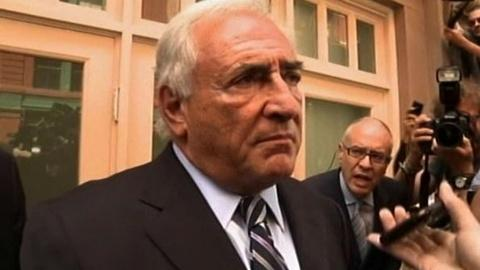 PBS NewsHour -- Were the Legalities of the Strauss Kahn Case Handled...