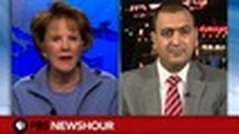 PBS NewsHour -- Egypt's Muslim Brotherhood: Use Democratic Process