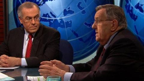 PBS NewsHour -- Shields, Brooks on Obama's 2012 Strategy, Cordray's...