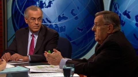 PBS NewsHour -- Shields, Brooks on Voter Volatility, Obama vs. Romney