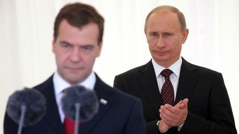 PBS NewsHour -- What Will Medvedev-Putin Swap Mean for U.S.-Russia...