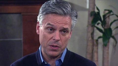 PBS NewsHour -- GOP Hopeful Huntsman Looks to 'Blue Sky' in New Hampshire...