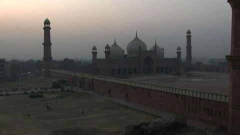 PBS NewsHour -- Pakistan's Alleged Ties to Haqqani Terror Network Rock...