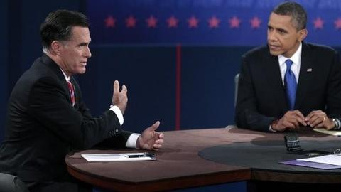 PBS NewsHour -- Post-Debate Analysis: Romney, Obama Tackle Foreign Policy