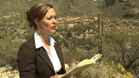 PBS NewsHour -- Weekly Poem: Katherine Larson Reads 'Metamorphosis'