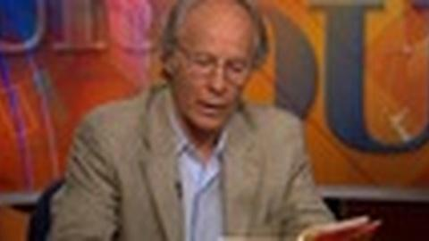 PBS NewsHour -- Richard Ford Reads From 'Canada'
