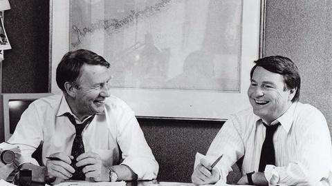 PBS NewsHour -- Robert MacNeil on Jim Lehrer's 'Stealth' Exit
