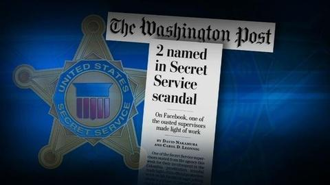 PBS NewsHour -- More Secret Service Agents Out as Scandal Inquiry Expands