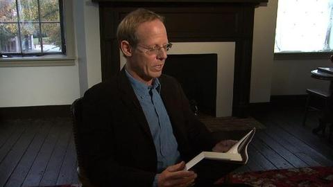 PBS NewsHour -- Tony Horwitz Reads From 'Midnight Rising'