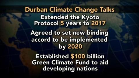PBS NewsHour -- After Durban, What Comes Next for Climate Policy?