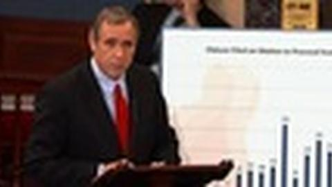 PBS NewsHour -- Senators Spar Over Filibusters Amid Partisan Gridlock