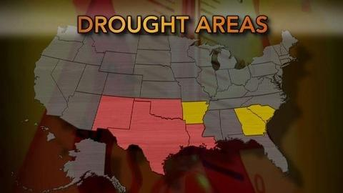 PBS NewsHour -- Heat Wave, Drought Create 'Grim' Crop Yields for Farmers...