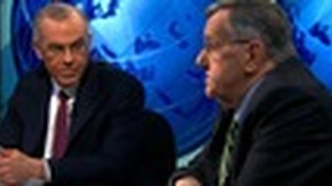 PBS NewsHour -- Shields, Brooks on Gun Legislation, Sequester, and Medicaid