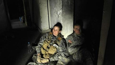 PBS NewsHour -- Combat Veteran Captures Impact of War One Picture at a Time