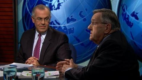 PBS NewsHour -- Shields, Brooks on Romney's Electability, Cain's 9-9-9...