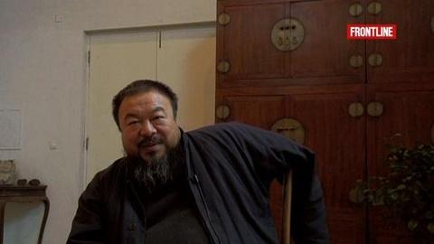 PBS NewsHour -- Chinese Police Detain Artist, Activist Ai Weiwei