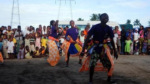 PBS NewsHour -- Tanzanian Teen Dances to Educate on HIV