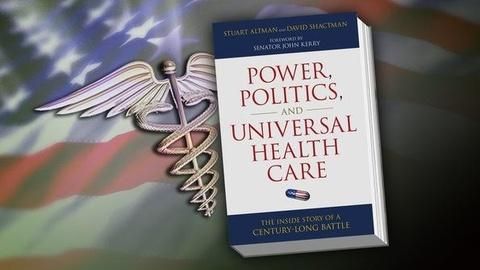PBS NewsHour -- Conversation: 'Power, Politics & Universal Health Care'