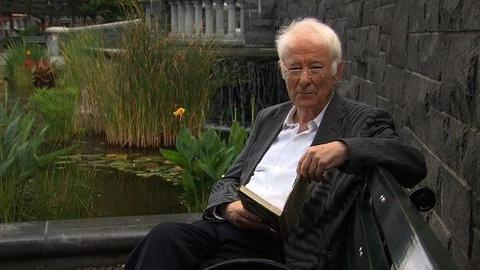 PBS NewsHour -- Seamus Heaney Reads 'Death of a Naturalist'