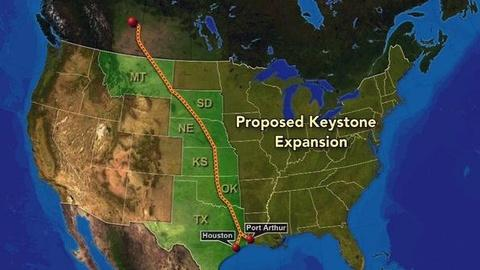 PBS NewsHour -- Could Keystone Pipeline Plan Be Revived After Obama's...