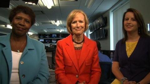PBS NewsHour -- Political Checklist: All About Bain