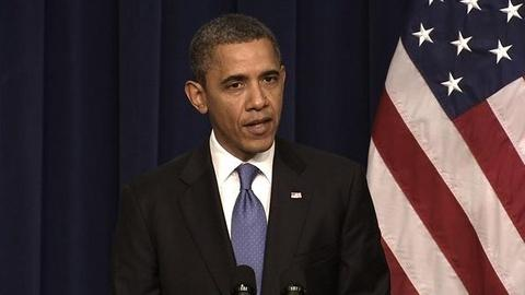 PBS NewsHour -- Obama on 'Dumb' War: History Will Decide