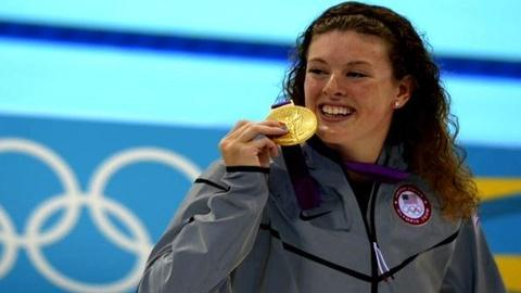 PBS NewsHour -- Medals and Milestones for Athletes at the London Olympics