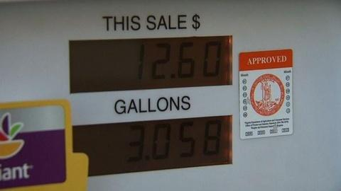PBS NewsHour -- Ahead of Memorial Day Travel, a Timely Drop in Gas Prices