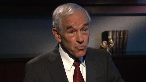 PBS NewsHour -- Ron Paul: 'Freedom Is a Young Idea and We're Throwing It...