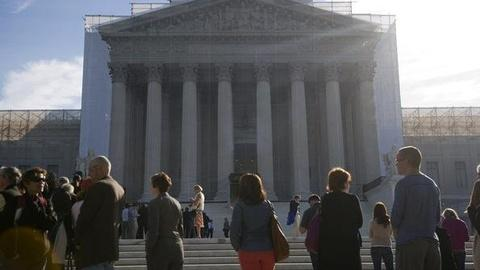 PBS NewsHour -- New Session of Supreme Court Expects Cases on Hot Issues