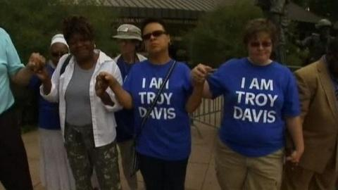 PBS NewsHour -- Troy Davis Case in Georgia Rekindles Debate Over Death...