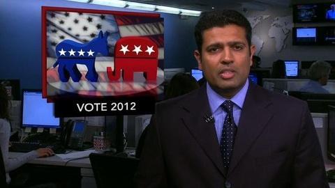 PBS NewsHour -- News Wrap: Romney Criticizes Obama on Foreign Affairs