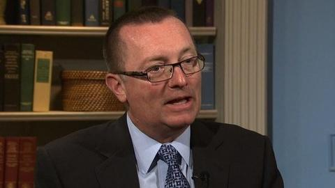PBS NewsHour -- U.S. Official on Perceived Double Standard on Bahrain