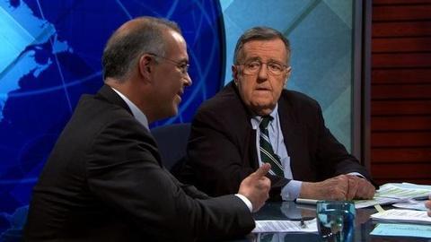 PBS NewsHour -- Shields and Brooks on Obama's Bin Laden Raid, GOP '12 Field