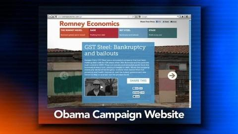 PBS NewsHour -- Campaigns Utilize YouTube to Save Money, Target Voters