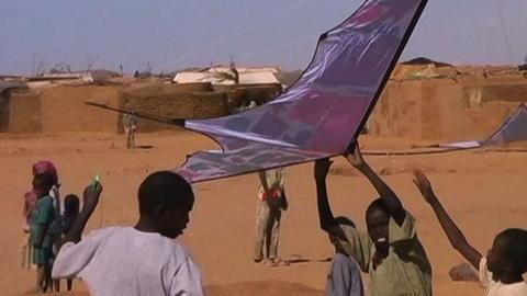 PBS NewsHour -- Kites for Kids