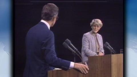 PBS NewsHour -- Geraldine Ferraro, First Woman VP Candidate,  Dies at 75