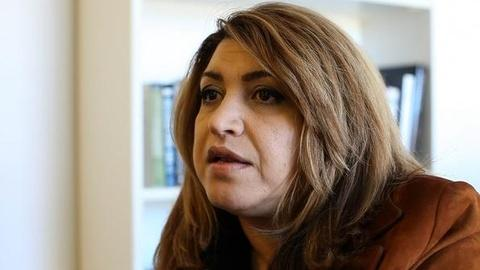 PBS NewsHour -- Writer Claims Syrian Government Took Down Her Facebook Page