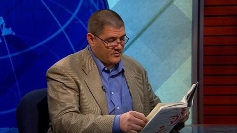 PBS NewsHour -- Adam Johnson Reads From 'The Orphan Master's Son'