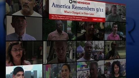 PBS NewsHour -- America Remembers 9/11: Your Answers on What's Changed