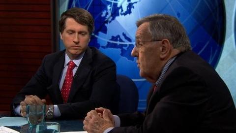 PBS NewsHour -- Shields and Lowry on GOP Veep Choice Paul Ryan, Medicare