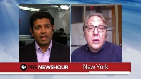 PBS NewsHour -- John Hockenberry on How Skeptics Changed the Politics of...
