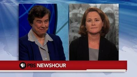 PBS NewsHour -- Vatican: Are U.S. Nuns Promoting 'Radical Feminist Themes?'