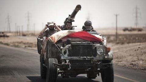 PBS NewsHour -- 'Noose Is Tightening' on Gadhafi Regime, Rebels Assert