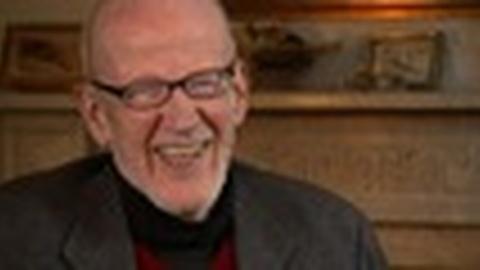 PBS NewsHour -- Poet David Ferry on Writing Verse, Winning Awards at 88