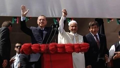 PBS NewsHour -- Erdogan Navigates Turkey's Rapidly Rising World Profile