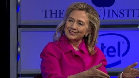 PBS NewsHour -- Secretary Clinton: Democracies Must Have 'Habits of the...