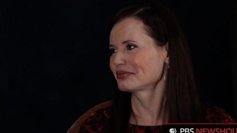 PBS NewsHour -- Geena Davis on her Quest for Gender Equity in Film and...